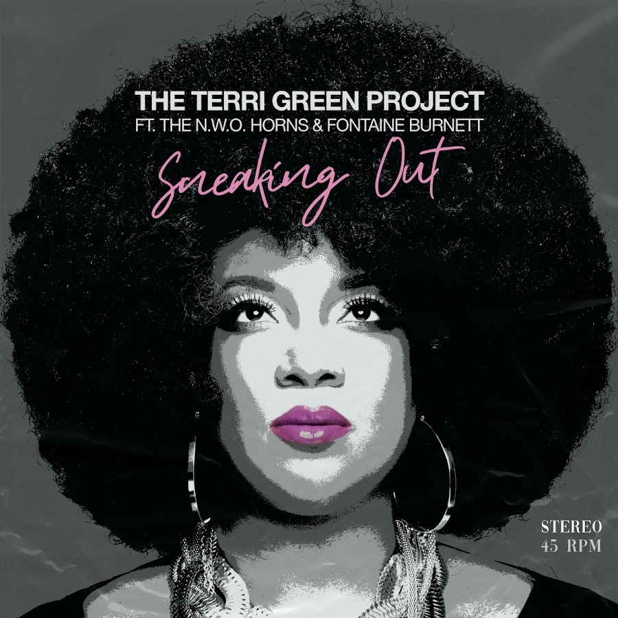 Terri Green Project-Sneaking Out